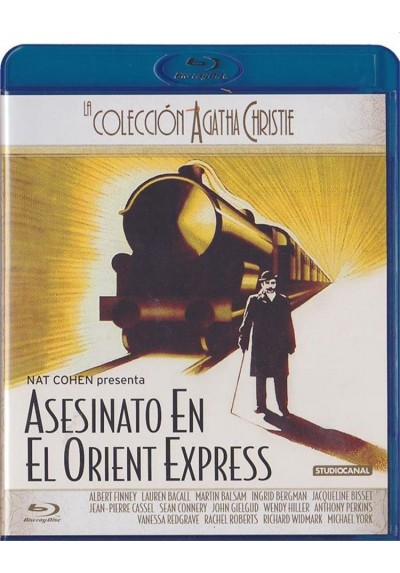 Asesinato En El Orient Express (Blu-Ray) (Murder On The Orient Express)