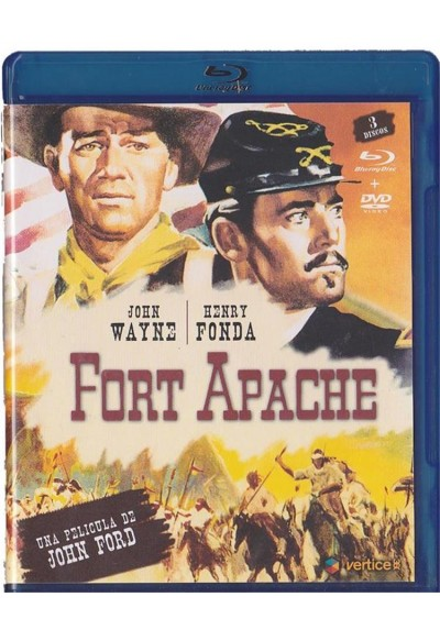 Fort Apache (Blu-Ray + Dvd + Extras)