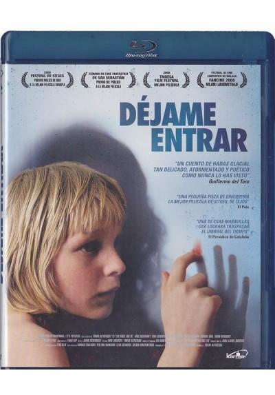 Dejame Entrar (2008) (Blu-Ray) (Låt Den Rätte Komma In)