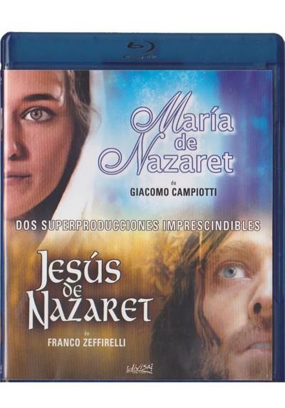 Maria De Nazaret / Jesus De Nazaret (Blu-Ray)