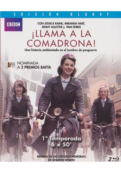 Llama A La Comadrona - 1ª Temporada (Blu-Ray) (Call The Midwife)