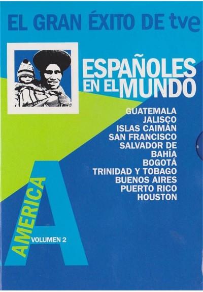 Españoles en el Mundo: America Vol 2