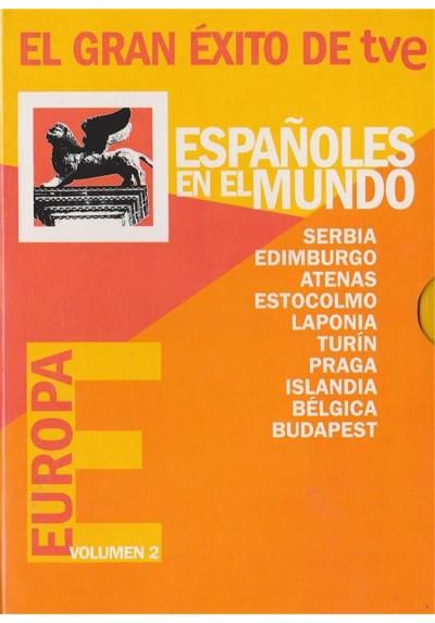 Españoles en el Mundo: Europa Vol 2