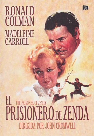 El Prisionero De Zenda (1937) (The Prisoner Of Zenda)