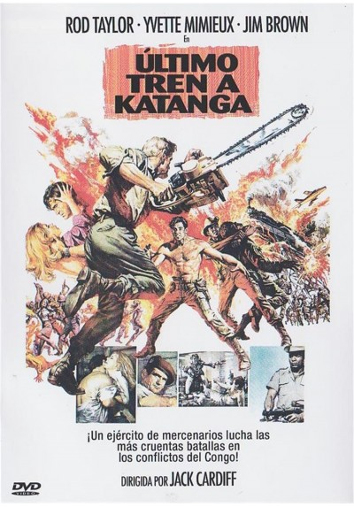 Ultimo Tren A Katanga (The Mercenaries)
