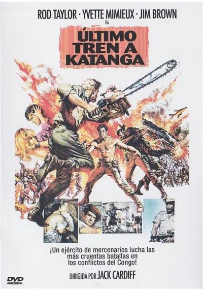 Ultimo Tren A Katanga (The Mercenaries)