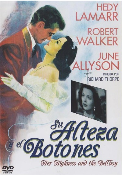 Su Alteza Y El Botones (Her Highness And The Bellboy)