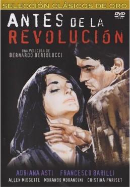 Antes De La Revolucion (Clasicos De Oro) (Before The Revolution)