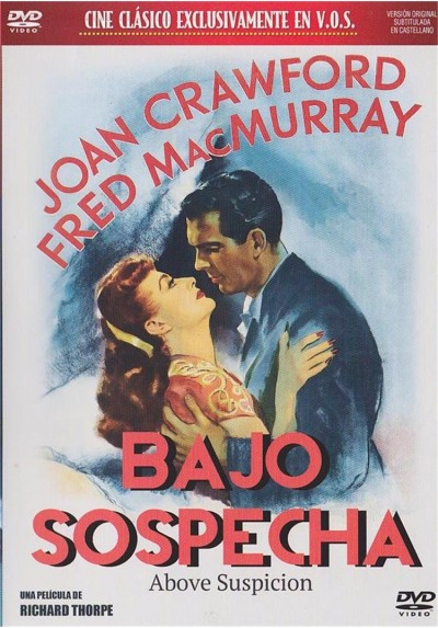 Bajo Sospecha (1943) (V.O.S.) (Above Suspicion)