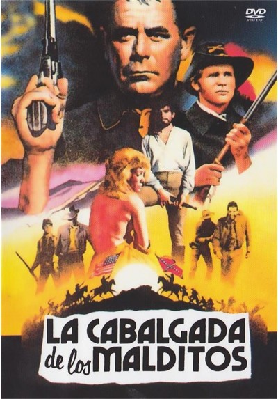 La Cabalgada De Los Malditos (A Time For Killing)