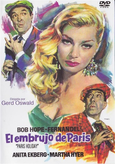 El Embrujo De Paris (Paris Holiday)