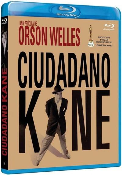 Ciudadano Kane (Citizen Kane) (Blu-Ray)