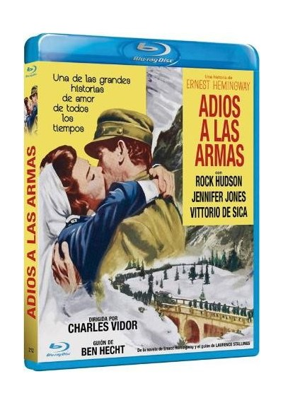 Adios A Las Armas (1957) (Blu-Ray) (A Farewell To Arms)