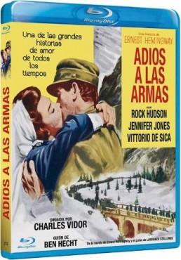 Adios A Las Armas (1957) (Blu-Ray) (A Farewell To Arms)
