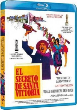 El Secreto De Santa Vittoria (Blu-Ray) (The Secret Of Santa Vittoria)