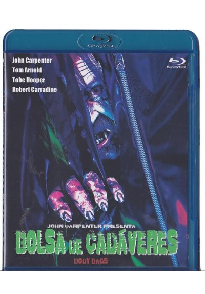 Bolsa De Cadaveres (Body Bags) (Blu-Ray)