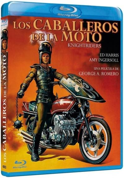 Los Caballeros De La Moto (Knightriders) (Blu-Ray)