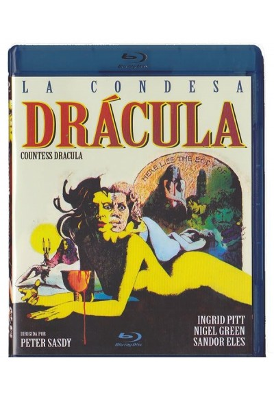 La Condesa Dracula (Blu-Ray) (Countess Dracula)