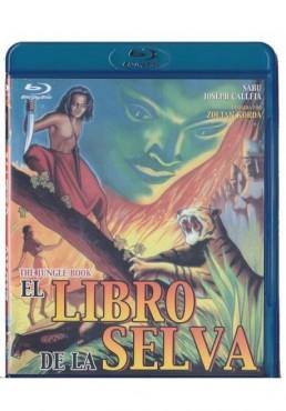 El Libro De La Selva (1942) (Blu-Ray) (The Jungle Book)