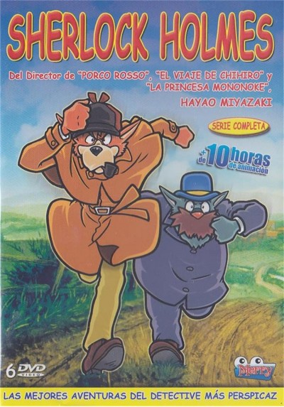 Sherlock Holmes - Serie Completa
