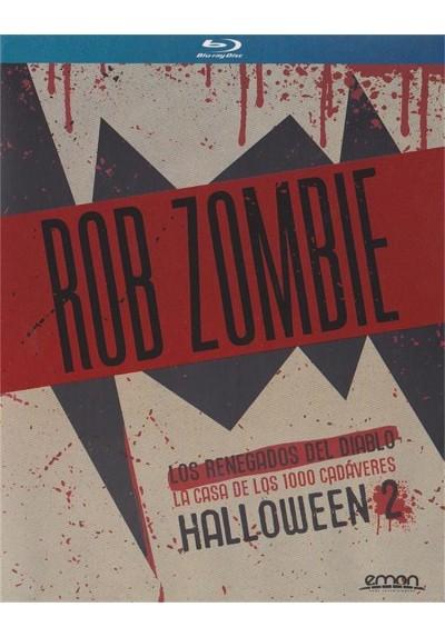 Pack Rob Zombie (Blu-Ray)