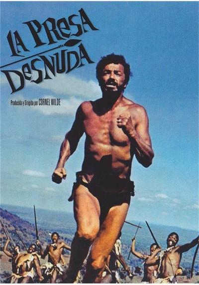 La Presa Desnuda (The Naked Prey)