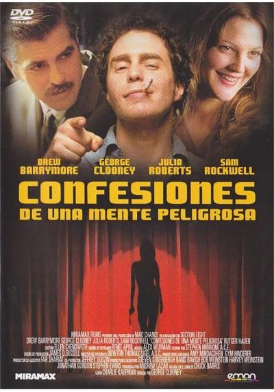 Confesiones De Una Mente Peligrosa (Confessions Of A Dangerous Mind)