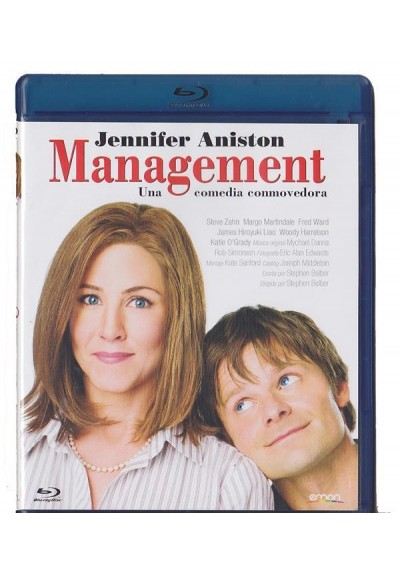 Management (Blu-Ray)