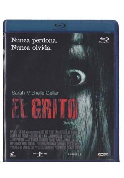 El Grito (The Grudge) (Blu-Ray)