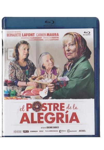 El Postre De La Alegria (Paulette) (Blu-Ray)