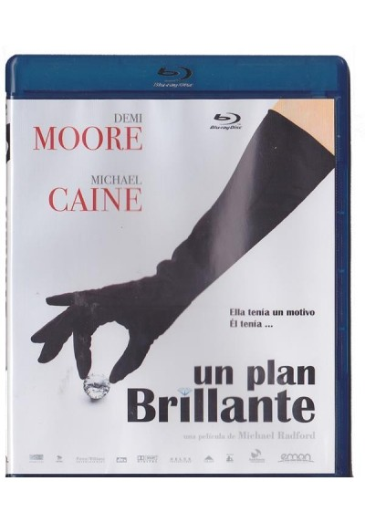 Un Plan Brillante (Flawless) (Blu-Ray)