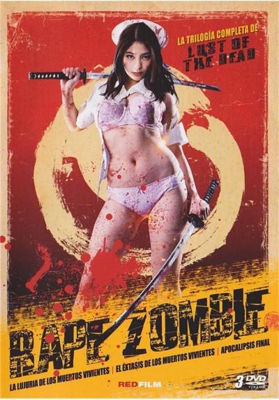 Rape Zombie - Trilogia (V.O.S.)