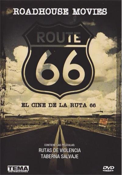 Rutas De Violencia / Taberna Salvaje - Roadhouse Movies