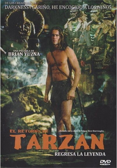 El Retorno De Tarzan (Tarzan: The Epic Adventures)