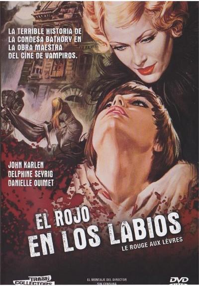 El Rojo En Los Labios (V.O.S.) (Les Lèvres Rouges)
