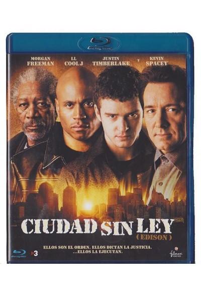 Ciudad sin Ley (Blu-Ray)