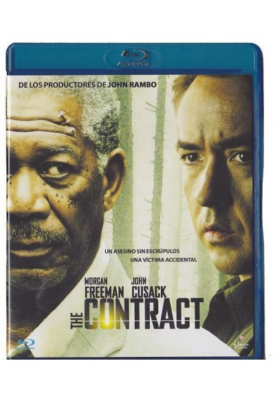 The Contract (2006) (Blu-Ray)