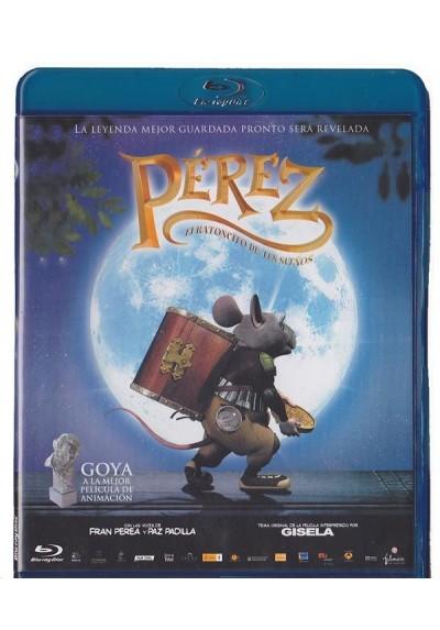 Perez, El Ratocito De Tus Sueños (Blu-Ray)