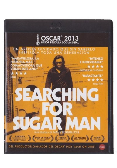 Searching For Sugar Man (Vos) (Blu-Ray)
