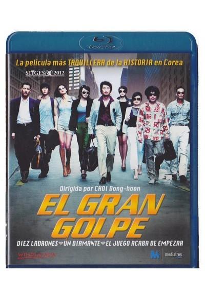 El Gran Golpe (2012) (Blu Ray) (Dodookdeul)