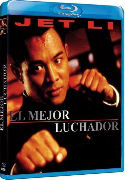 El Mejor Luchador (Blu-Ray) (Jing Wu Ying Xiong)