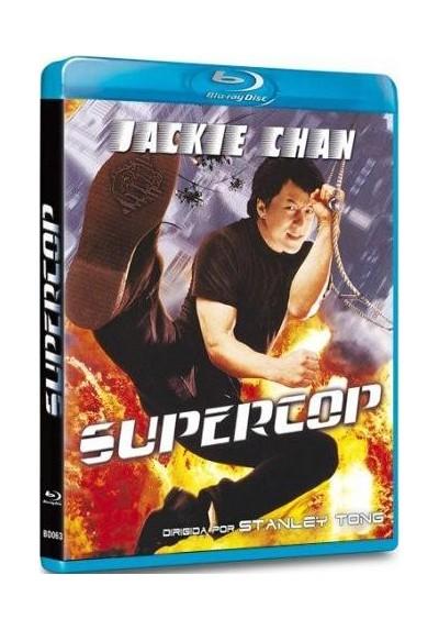 Supercop (Blu-Ray)