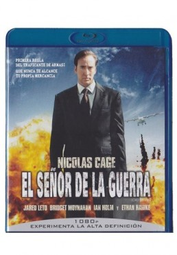 El Señor De La Guerra (2005) (Blu-Ray) (Lord Of War)