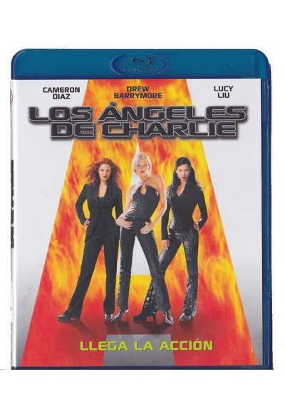 Los Angeles De Charlie (Charlie´s Angels) (Blu-Ray)