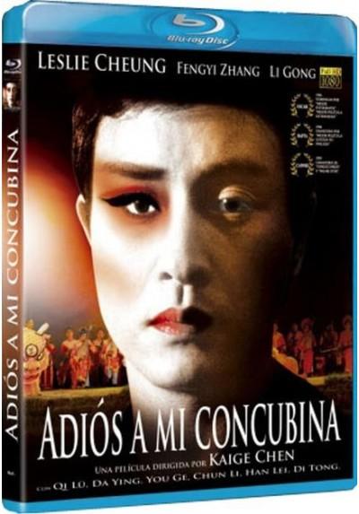 Adios A Mi Concubina (Ba Wang Bie Ji) (Blu-Ray)