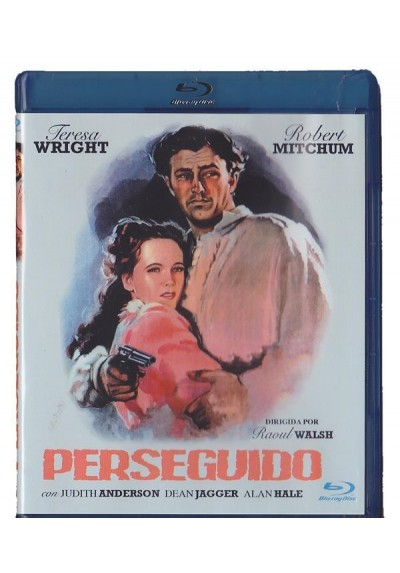 Perseguido (1947) (Pursued) (Blu-Ray)
