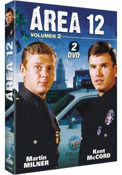 Area 12 - Vol. 2 (Adam 12)