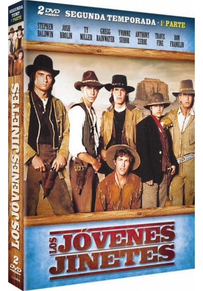 Los Jovenes Jinetes : 2ª Temporada - 1ª Parte (The Young Riders)