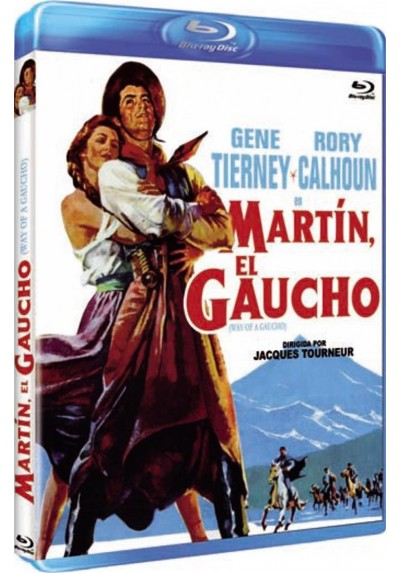 Martin El Gaucho (Blu-Ray) (Way Of A Gaucho)