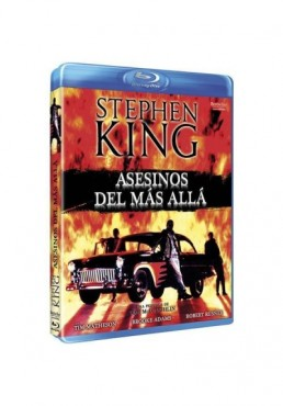 Asesinos Del Mas Alla (Blu-Ray) (Sometimes They Come Back) (BD-R)